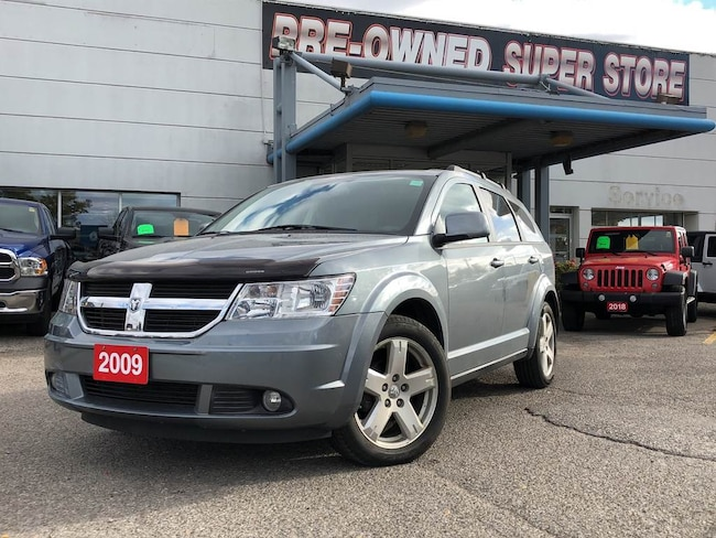 2009 Dodge Journey SXT V6 3.6L SUV