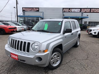 2009 Jeep Patriot North, Manual Transmission. SUV