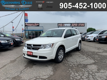 2018 Dodge Journey CVP / SE CVP SUV