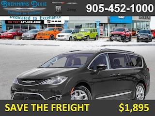 2017 Chrysler Pacifica Touring-L Plus Van Passenger Van