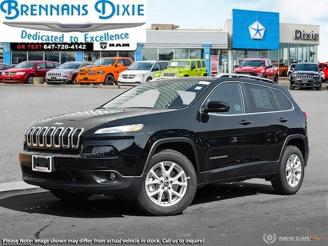 Used 2018 Jeep Cherokee For Sale At Brennan S Dixie Chrysler Jeep