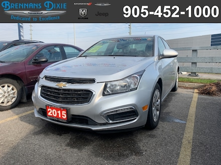 2015 Chevrolet Cruze LT Turbo Sedan