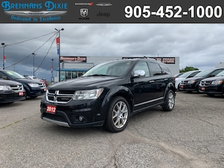 2012 Dodge Journey R/T AWD R/T SUV