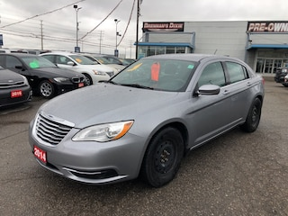 2014 Chrysler 200 LX   2.4L   Bluetooth   Cruise   Keyless Sedan