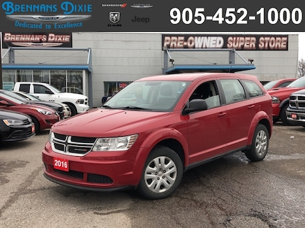 2016 Dodge Journey CVP / SE Plus CVP SUV