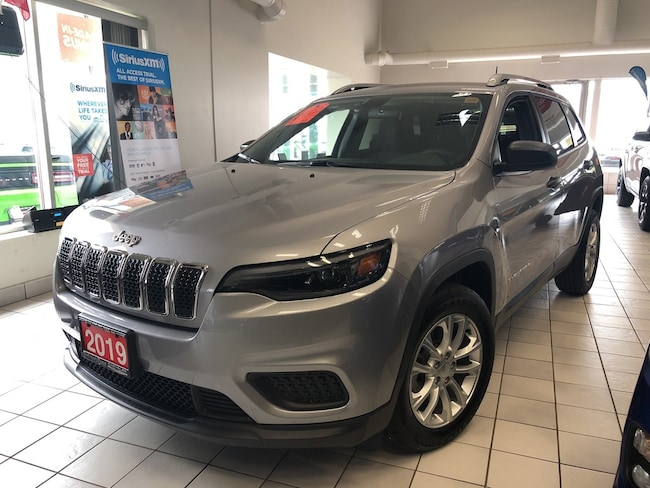 2019 Jeep Cherokee Sport, Cold Weather Group, Back up Camera SUV