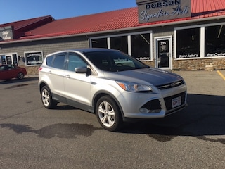 2014 FORD ESCAPE BLACK SUV