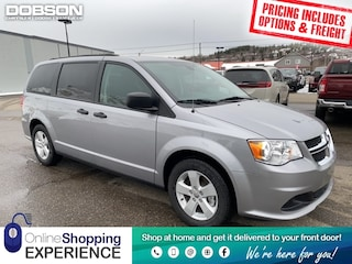 2020 Dodge Grand Caravan SE Plus Van