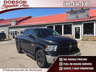 2018 Ram 1500 SLT 4x4 Crew Cab 5.6 ft. box 140 in. WB