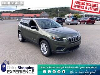 2021 Jeep Cherokee Sport 4x4