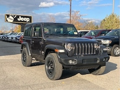 2020 Jeep Wrangler Sport – Auto, Hardtop, Air Conditioning
