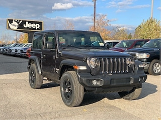 2020 Jeep Wrangler Sport – Auto, Hardtop, Air Conditioning