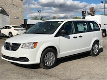 2020 Dodge Grand Caravan Canada Value Package - Climate Group