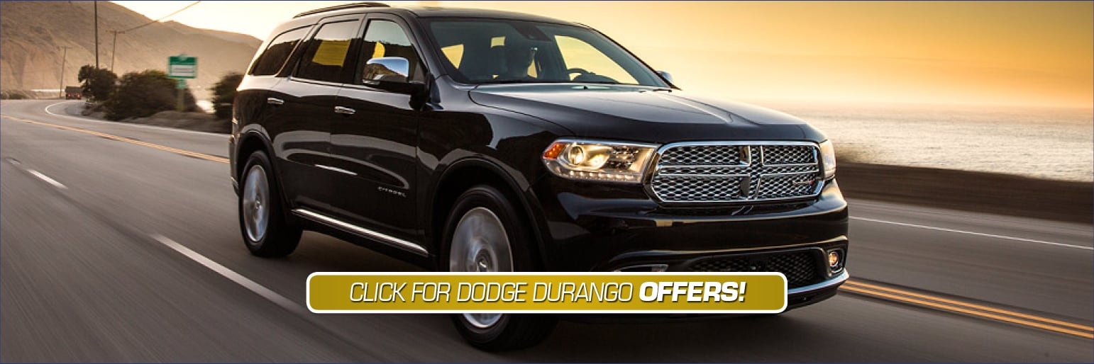 Dodge Durango Offers