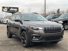 "2019 Jeep New Cherokee Altitude 4x4 – Cold Weather Group, Uconnect 8.4"" NAV"