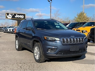 2020 Jeep Cherokee North 4x4 – V6, Cold Weather Group