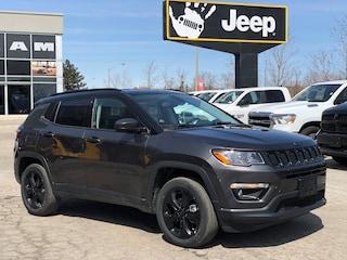 2020 Jeep Compass Altitude 4x4 SUV