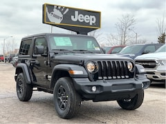 2020 Jeep Wrangler Sport – Auto, Hardtop, Air Conditioning, Sirius Radio, D