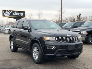 "2019 Jeep Grand Cherokee Laredo – Uconnect 8.4"" NAV, Power Liftgate, Remote Start"
