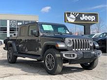 2020 Jeep Gladiator Overland - Leather, Uconnect 4C NAV, Safety Group, LED Ligh