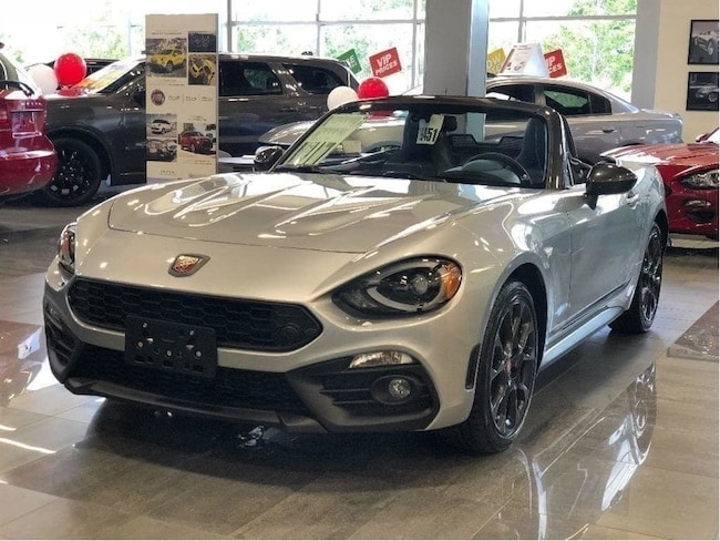 2019 FIAT 124 Spider Abarth Leather Seats, Brembo Brakes, Visibility Group, Na
