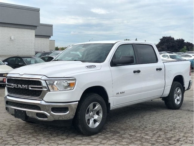 2019 Ram All-New 1500 Tradesman SXT Truck Crew Cab