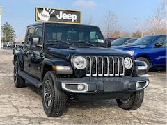 2020 Jeep Gladiator Overland – Uconnect 4C NAV, SafetyTec Group, Remote Proximi