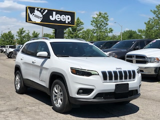 2019 Jeep New Cherokee North 4x4 – Cold Weather Group, Uconnect 4C w/ NAV