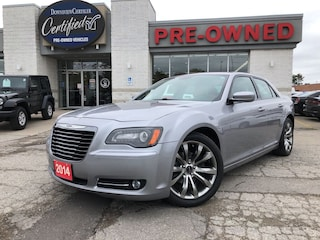 2014 Chrysler 300 S w/BEATS Audio, Dual Sunroof, NAV Sedan