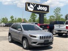 2019 Jeep New Cherokee North FWD – Cold Weather Group