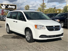 2019 Dodge Grand Caravan Canada Value Package – Backup Camera