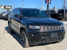 2020 Jeep Grand Cherokee Altitude – Power Sunroof, All-Weather Group, Premium Lighti