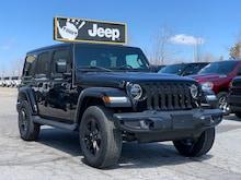 2021 Jeep Wrangler Unlimited Sahara Altitude SUV