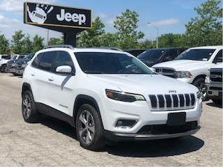 "2019 Jeep New Cherokee Limited FWD – Commandview Sunroof, Uconnect 8.4"" NAV"