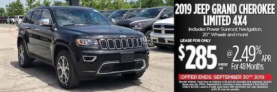 Chrysler Dodge Jeep Ram Dealership Greater Toronto