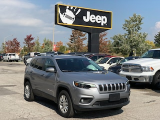 2019 Jeep Cherokee North 4x4 w/ Cold Weather Group SUV