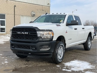2020 Ram 2500 Tradesman – Snow Chief Group, Trailer Brake, Tow Mirrors, Sh