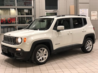 2018 Jeep Renegade North FWD w/ Alloy Wheels, Apple CarPlay/Andorid A SUV