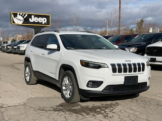 2020 Jeep Cherokee North FWD w/Cold Weather Group SUV