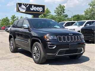2020 Jeep Grand Cherokee Limited – Power Sunroof, Navigation