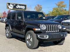 2021 Jeep Wrangler Unlimited Sahara - Cold Weather Group