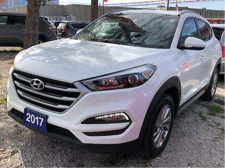 2017 Hyundai Tucson Premium w/Heated Seats, Bluetooth, Backup Cam SUV