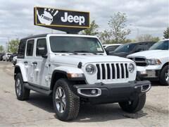 2021 Jeep Wrangler Unlimited Sahara - Proximity Entry, NAV/Sound, Cold Weather