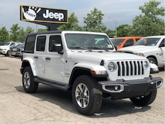 2020 Jeep Wrangler Unlimited Sahara – Cold Weather Group
