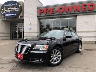 2014 Chrysler 300 Touring w/Leather, Backup Camera Sedan