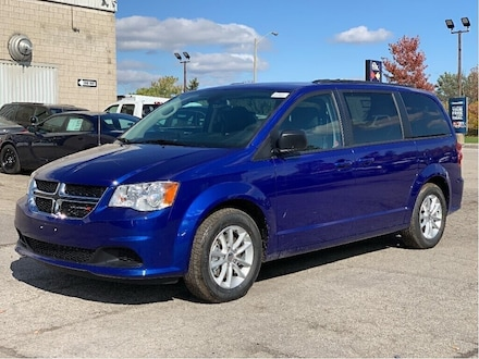 2019 Dodge Grand Caravan SXT Plus – Navigation, Power Doors/Liftgate, Remote Start,