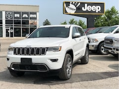 """2019 Jeep Grand Cherokee Limited w/ Luxury Group II – Jeep Active Safety Group, 20"""" Wheels"""