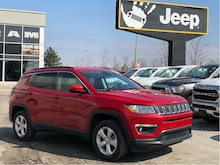 2019 Jeep Compass North 4x4 – Cold Weather Group