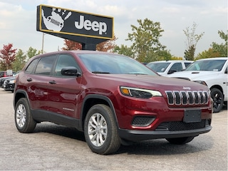 2021 Jeep Cherokee Sport 4x4 - Cold Weather Group, Popular Appearance