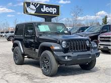 2020 Jeep Wrangler Sport – Auto, Hardtop, Air Conditioning, Sirius Radio, D